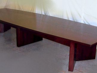 Executive Conference Room Table