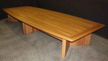Specialty Woods Red Oak Conference Table