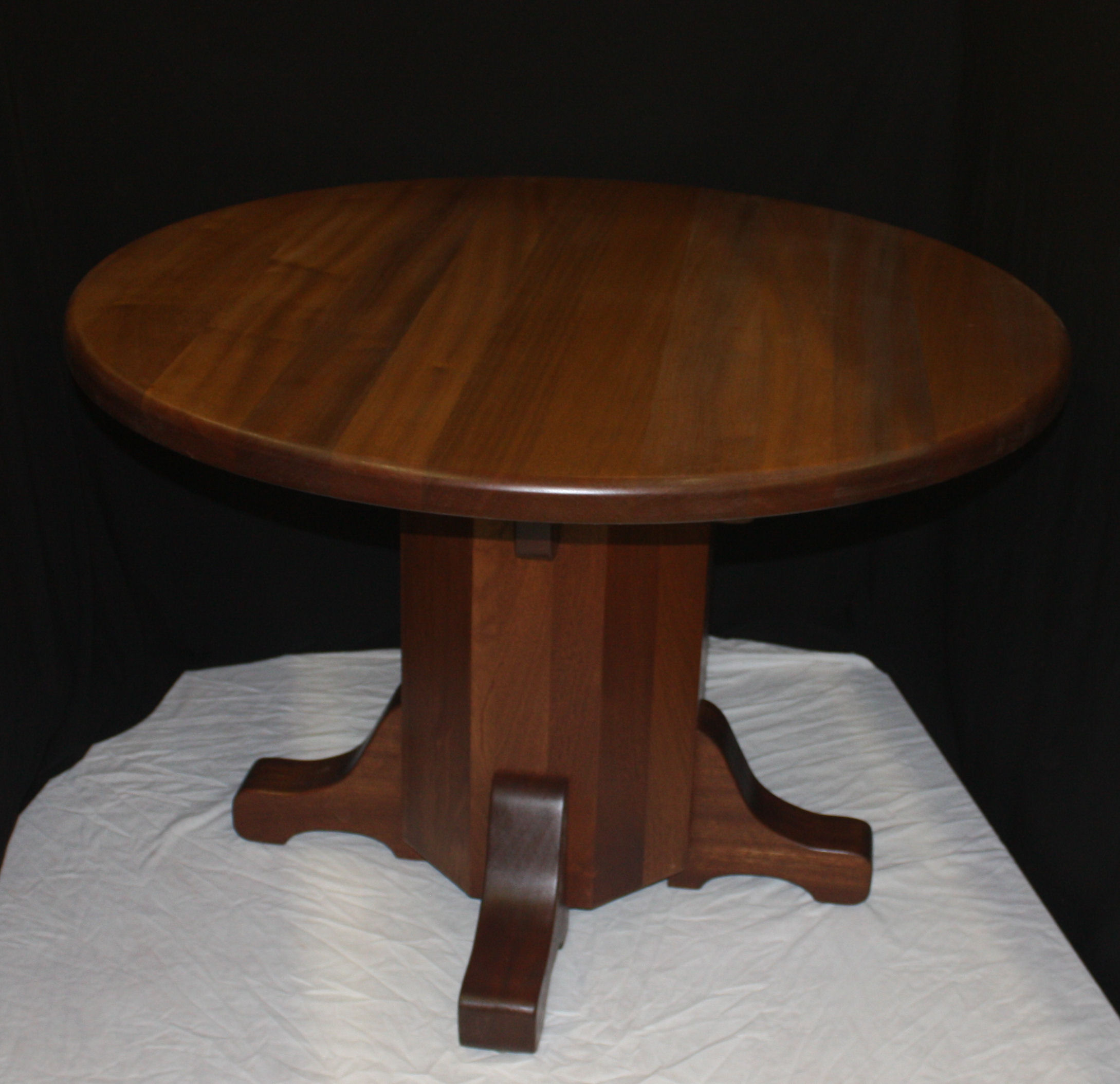 Three Mile Canyon Farms Personal Office Table Solid Wood Tables