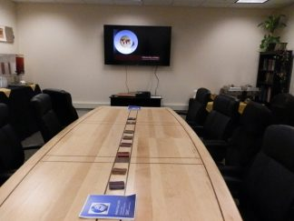 University of Idaho Maple Executive Conference Table