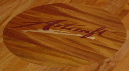Conference Table Artcraft Logo by Specialty Woods
